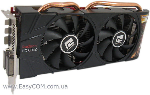 PowerColor Radeon HD 6930 2 ГБ GDDR5