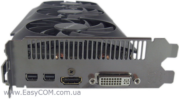 GIGABYTE Radeon HD 7870 OC Windforce 3х 2 ГБ
