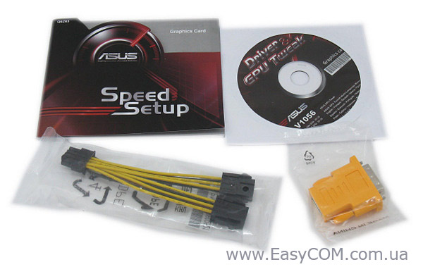 ASUS GTX690-4GD5 package