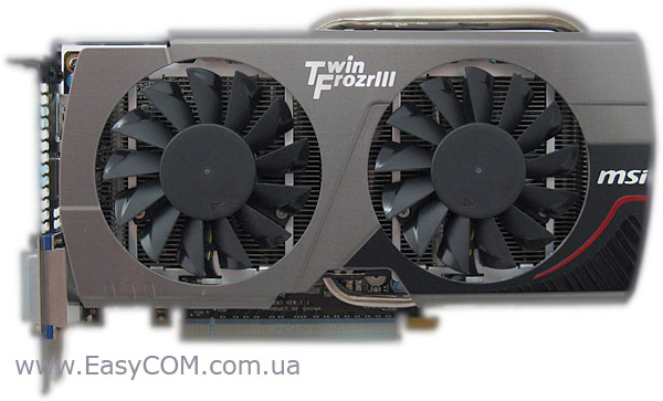 MSI GeForce GTX 660 2 ГБ GDDR5 Twin Frozr III OC