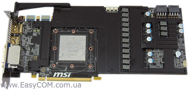 MSI N580GTX TWIN FROZR III 15D5 POWER EDITION/OC
