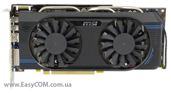 MSI Radeon HD 7870-2GD5T/OC