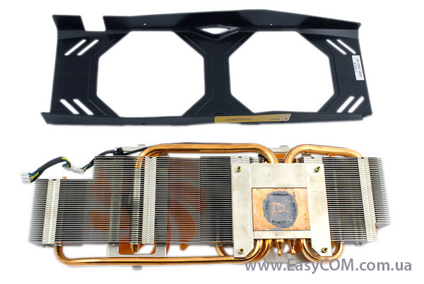 ZOTAC GeForce GTX 680 AMP Edition Dual Silencer