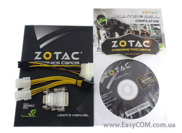 ZOTAC GeForce GTX 780