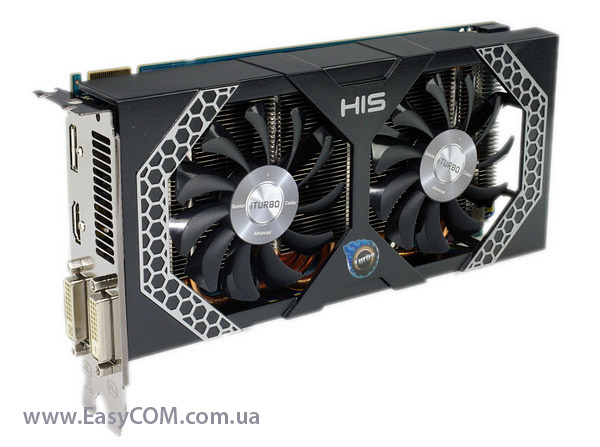 HIS Radeon HD 7790 iPower IceQ X2 Turbo