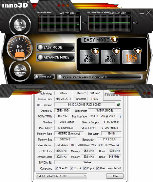 Gtx 780 release date in Australia
