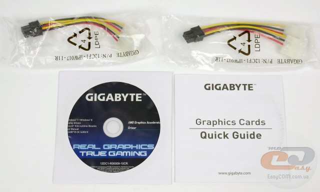 GIGABYTE Radeon R9 285 WINDFORCE OC (GV-R9285WF2OC-2GD)