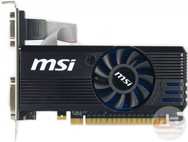 MSI GeForce GT 730 (N730K-1GD5LP/OC)