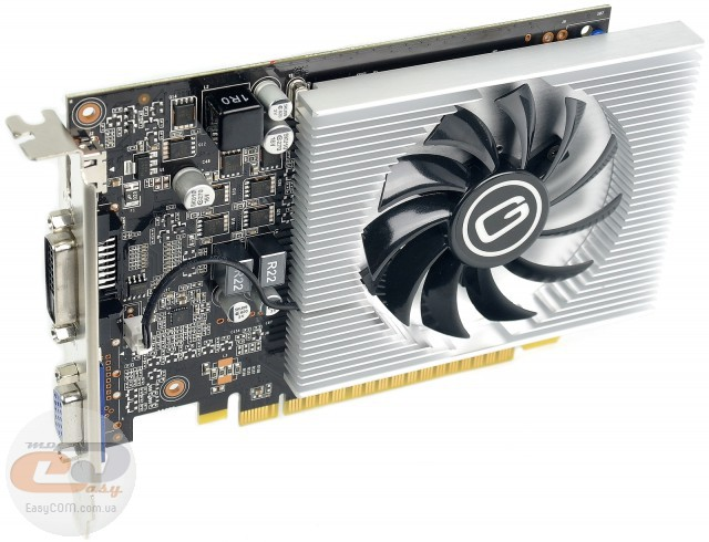 Gainward GeForce GTX 750 2GB (one slot)