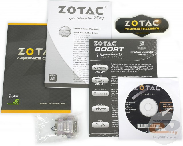 ZOTAC GeForce GTX 750 Ti (ZT-70603-10M)
