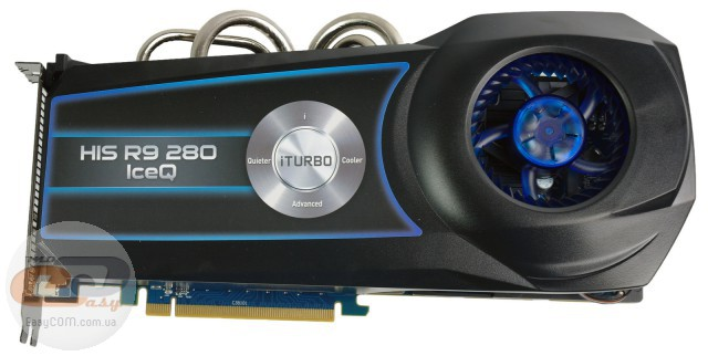 HIS R9 280 IceQ OC (H280QC3G2M)