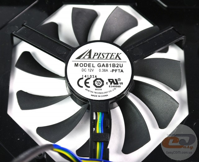 HIS R7 265 iPower IceQ X2 Boost Clock (H265QM2G2M)