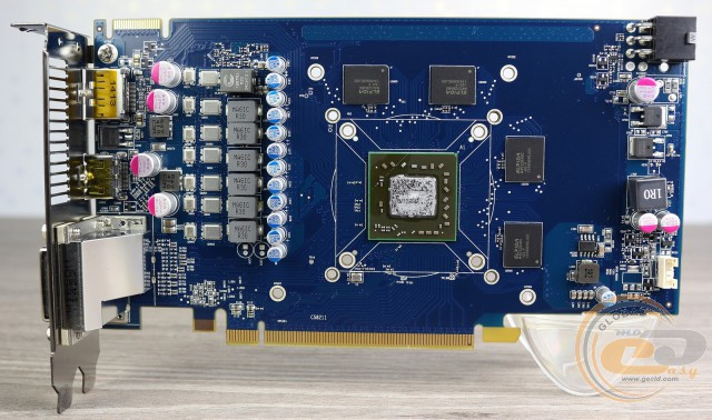 HIS R7 260X iPower IceQ X2 2GB GDDR5 PCI-E DLDVI-D+DLDVI-I/DP/HDMI (H260XQM2GD)