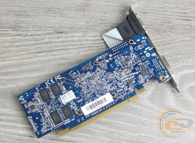 HIS R5 230 Silence 2GB DDR3 PCI-E DLDVI-D/HDMI/VGA (H230H2G)