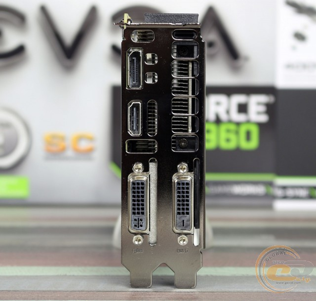 EVGA GeForce GTX 960 4GB SC GAMING