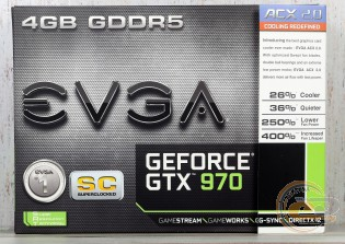 EVGA GeForce GTX 970 SC GAMING ACX 2.0