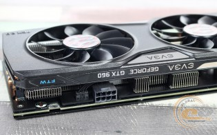 EVGA GeForce GTX 960 FTW GAMING ACX 2.0+ (02G-P4-2968-KR)
