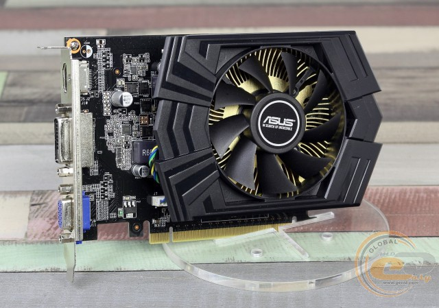ASUS GeForce GT 740 (GT740-OC-2GD5)