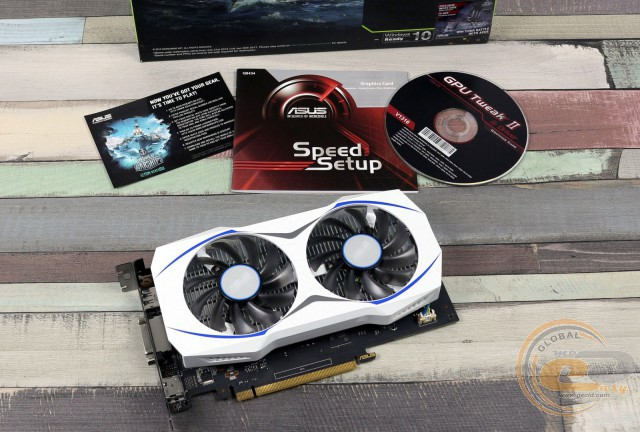 ASUS GeForce GTX 950 (GTX950-2G)