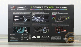 ASUS ROG STRIX GeForce GTX 1080 GAMING Advanced Edition (ROG STRIX-GTX1080-A8G-GAMING)