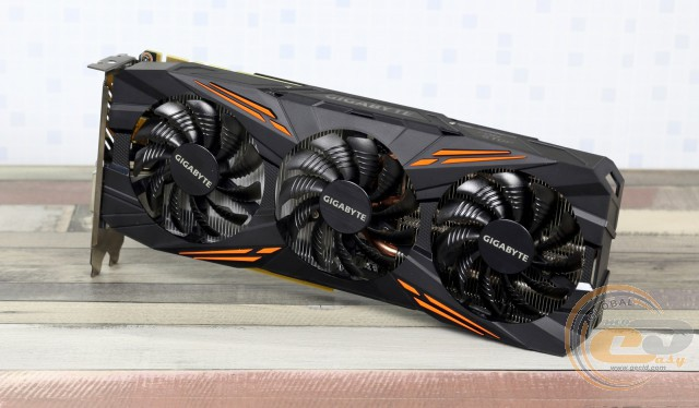 GIGABYTE GeForce GTX 1080 G1 Gaming (GV-N1080G1 GAMING-8GD)