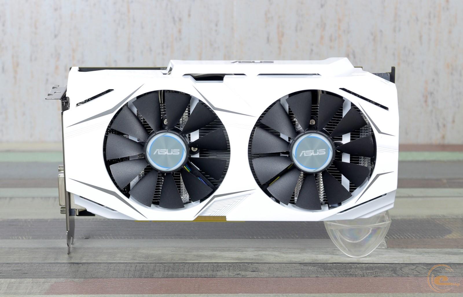Обзор и тестирование видеокарты ASUS Dual GeForce GTX 1060 3GB OC ... 46bd275bf2aa1
