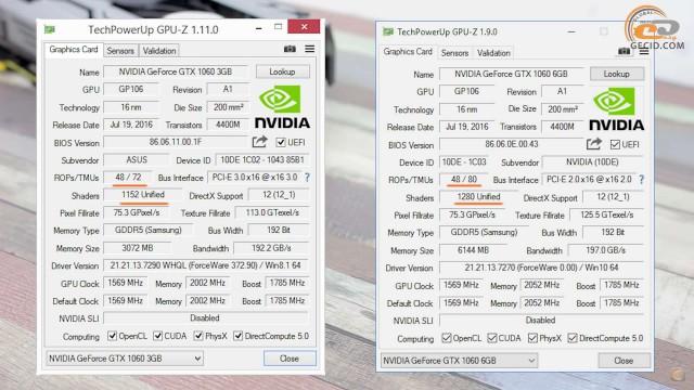 А помогут нам в этом две перспективные новинки Inno3D iChill GeForce GTX  1060 X3 и ASUS Dual GeForce GTX 1060 3GB OC, которые станут основой нашего  ...