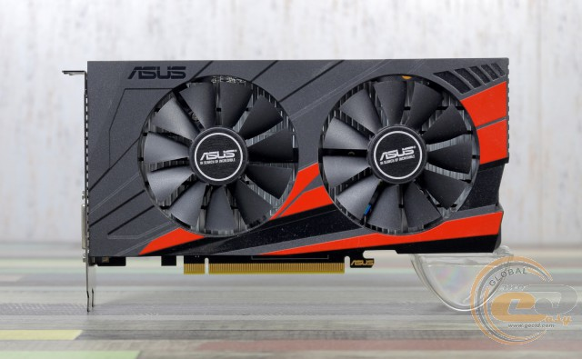 ASUS Expedition GeForce GTX 1050 (EX-GTX1050-2G)