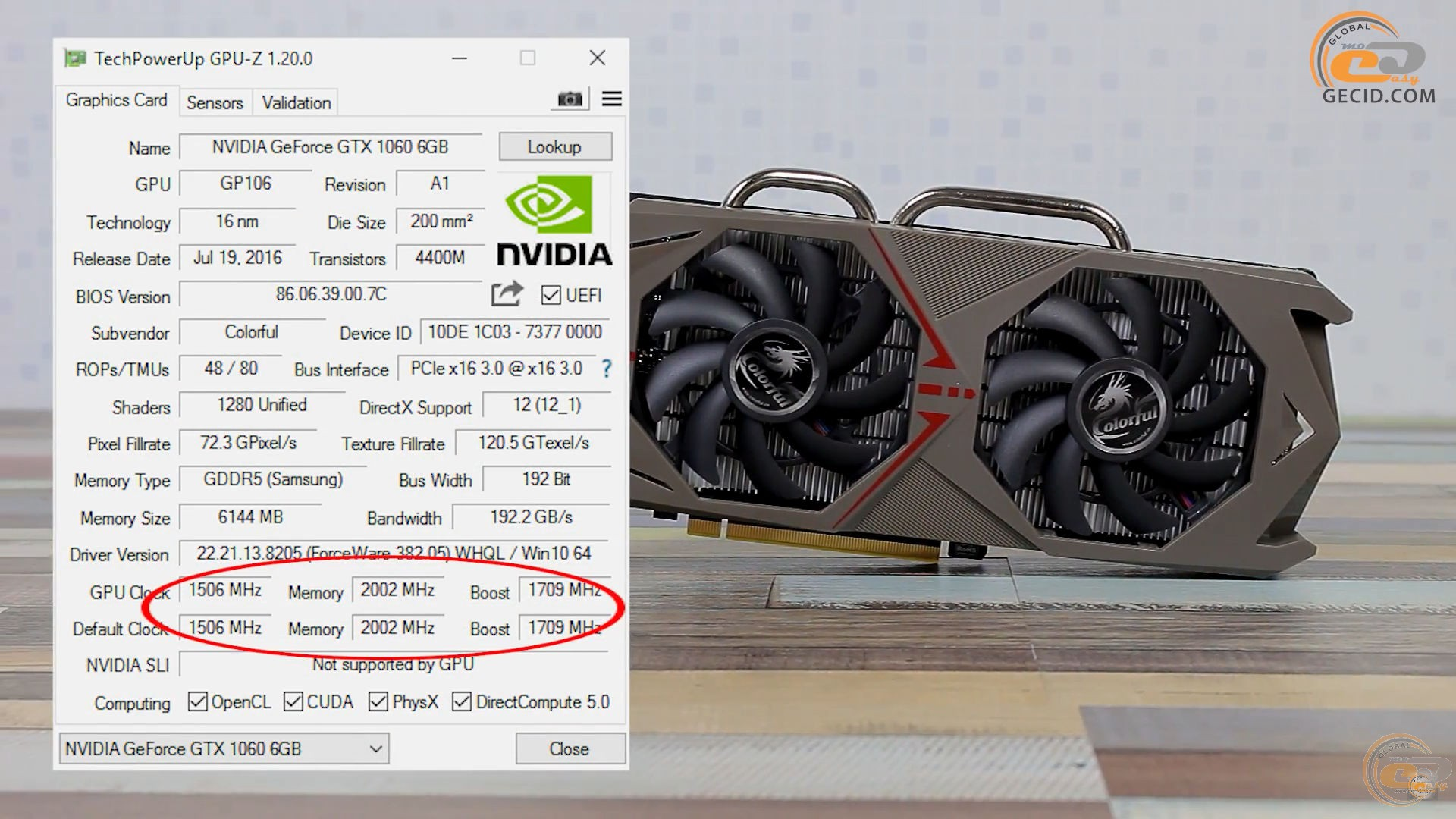 Сравнение Radeon RX 580 8GB vs GeForce GTX 1060 6GB в 15 играх при