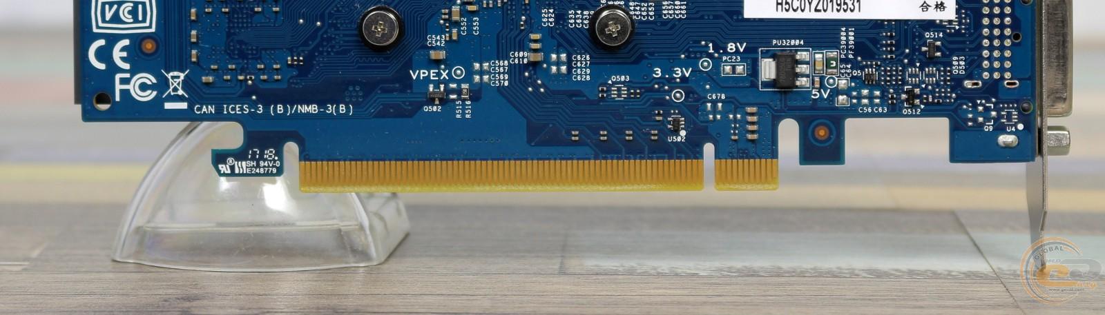Обзор и тестирование видеокарты ASUS GeForce GT 1030 2GB GDDR5