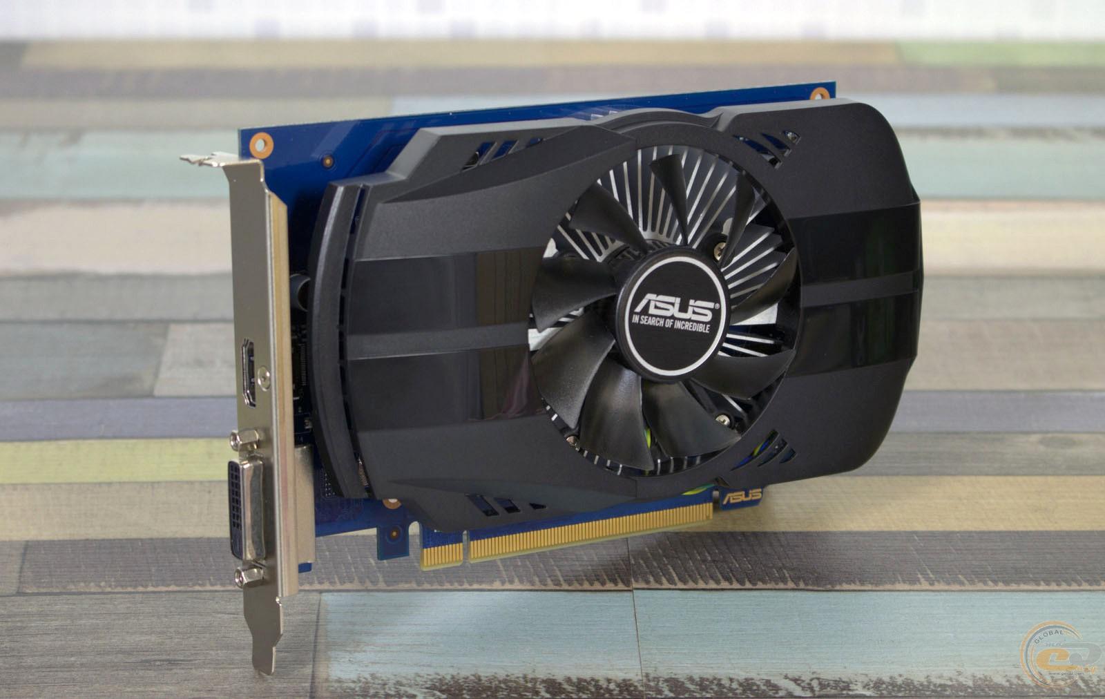 ASUS Phoenix GeForce GT 1030 OC edition (PH-GT1030-O2G)