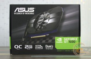 ASUS Phoenix GeForce GT 1030 OC edition (PH-GT1030-O2G)