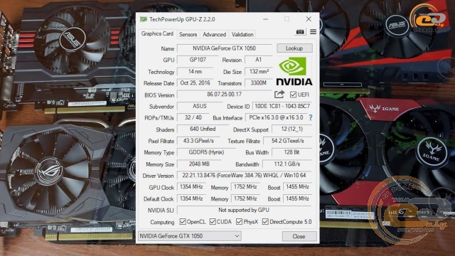 AMD Radeon RX 560 2GB vs NVIDIA GeForce GTX 1050 vs AMD Radeon RX 560 4GB vs NVIDIA GeForce GTX 1050 Ti