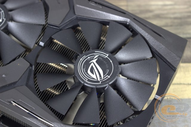ROG STRIX GeForce GTX 1080 OC edition 8GB 11Gbps (ROG-STRIX-GTX1080-O8G-11GBPS)