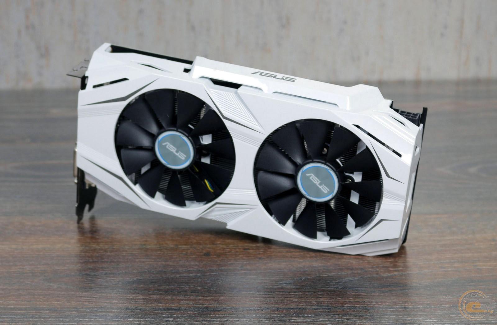 Обзор и тестирование видеокарты ASUS DUAL GeForce GTX 1060 6GB