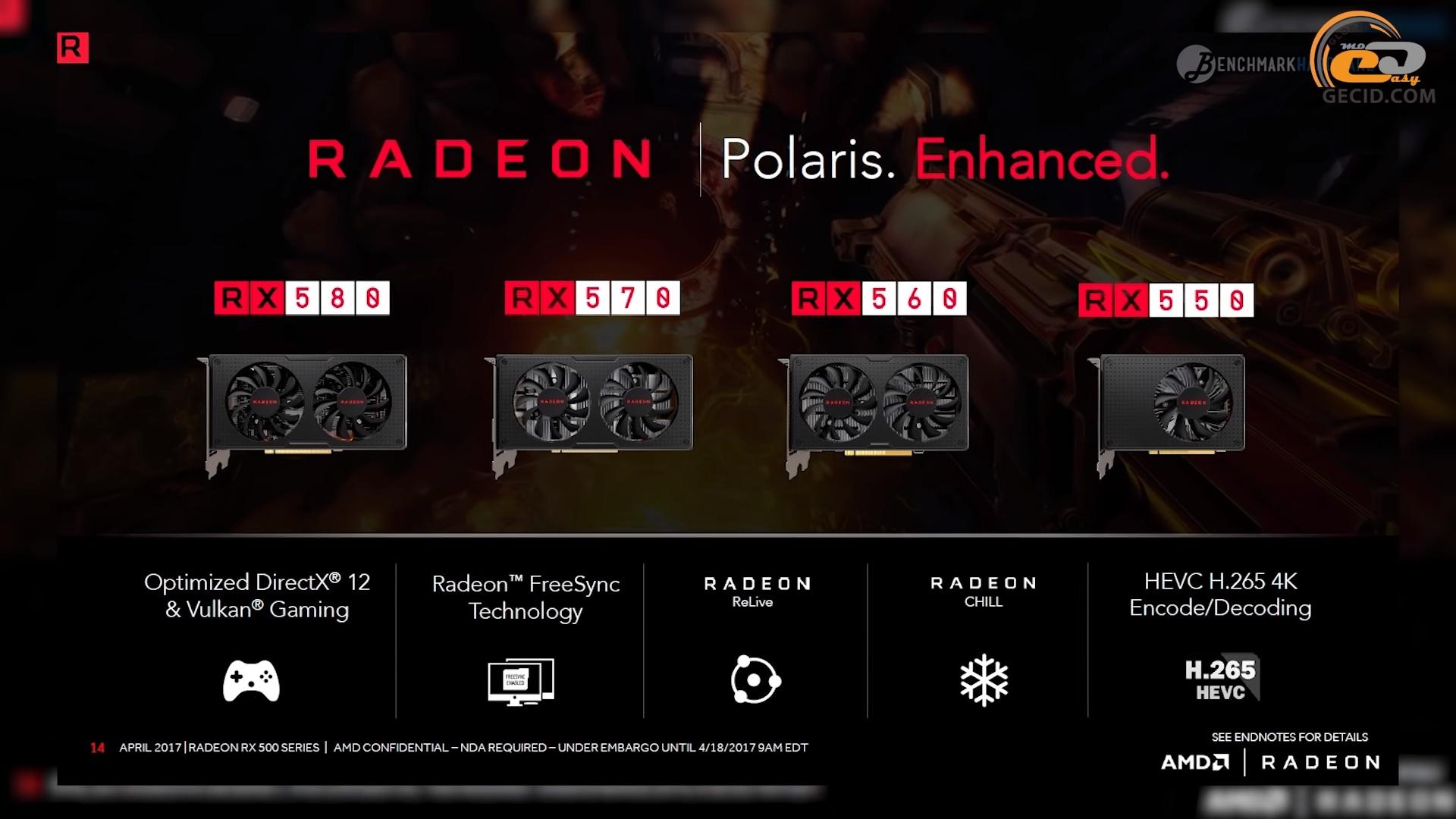 AMD Radeon 500 Series Graphics 64 BIT Driver