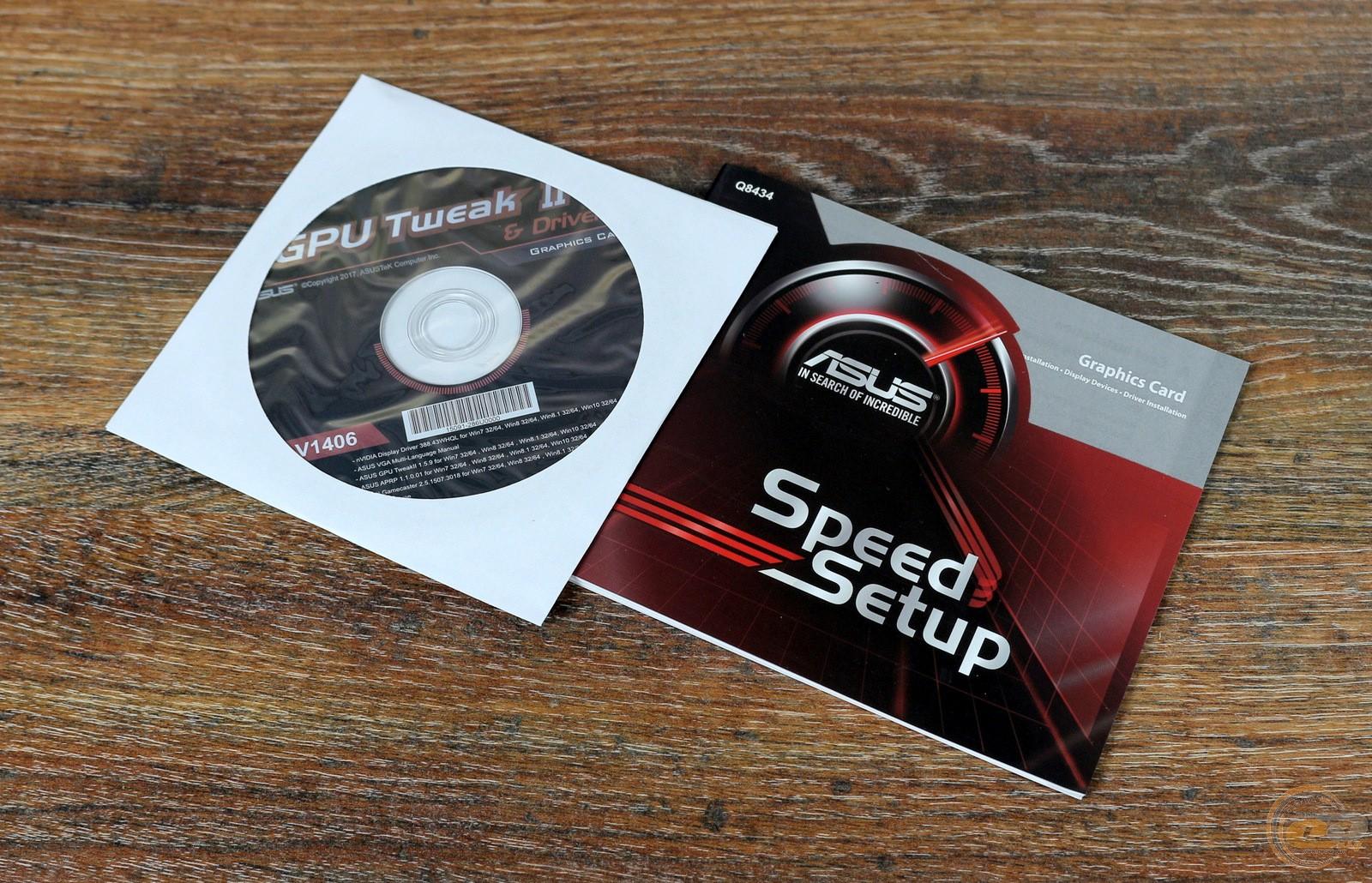 Обзор и тестирование видеокарты ASUS Expedition GeForce GTX
