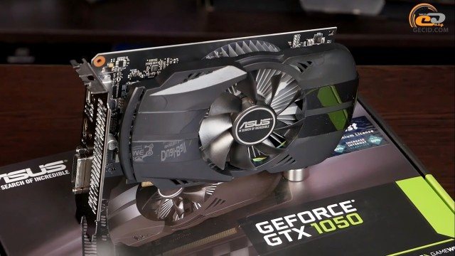 GeForce GTX 1050 3GB