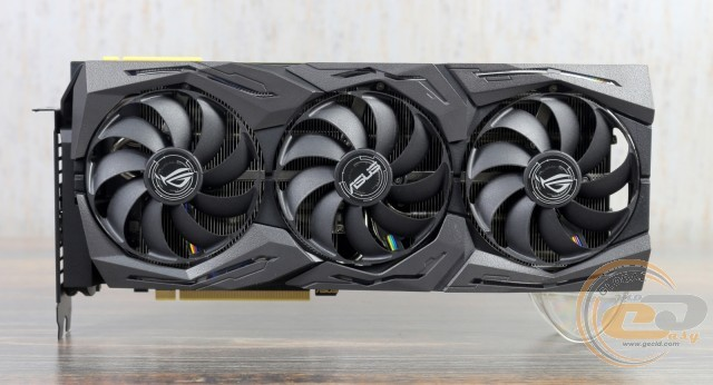 ASUS ROG Strix GeForce RTX 2080 Ti OC edition