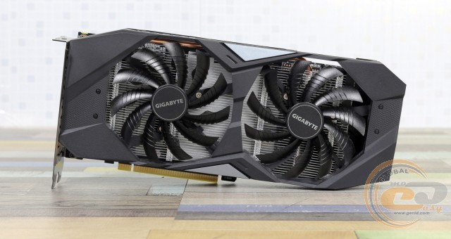 GIGABYTE GeForce GTX 1660 Ti WINDFORCE OC 6G