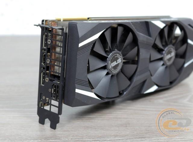 ASUS Dual GeForce RTX 2080 Ti Advanced edition