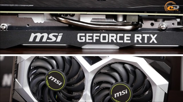 MSI GeForce RTX 2060