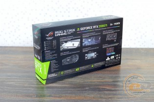 ASUS ROG STRIX GeForce RTX 2080 Ti Advanced edition
