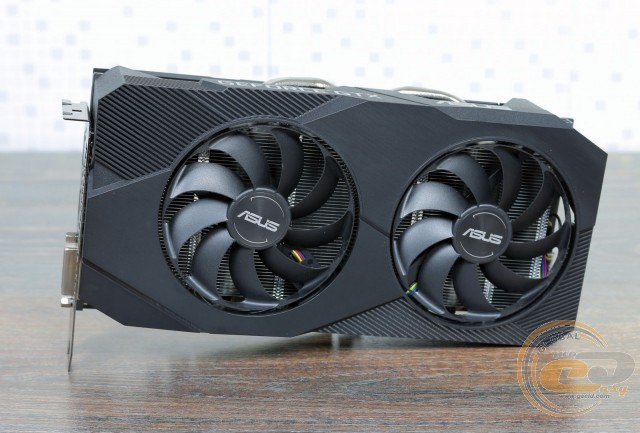 ASUS Dual GeForce GTX 1660 SUPER OC Edition EVO