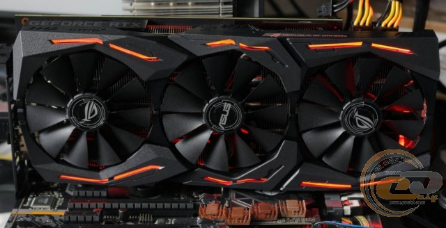ASUS ROG STRIX GeForce RTX 2060 SUPER OC Edition