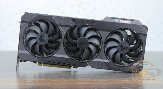 ASUS TUF Gaming GeForce RTX 3090 OC Edition