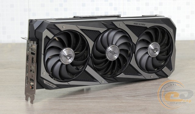ASUS ROG STRIX GeForce RTX 3070 OC Edition