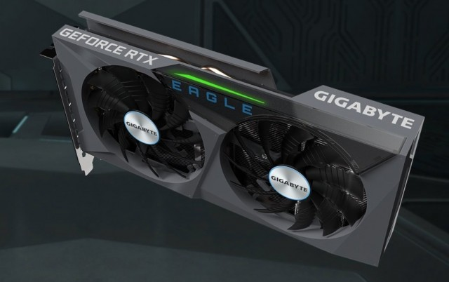 GIGABYTE GeForce RTX 3060 Ti Eagle OC 8G