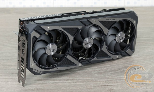ASUS ROG STRIX GeForce RTX 3060 OC Edition